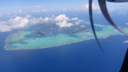 Polynésie 3 016