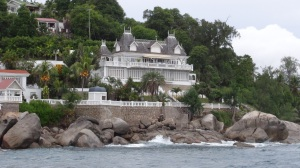 Seychelles 1 087
